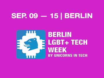 Berlin LGBT+ Tech Week