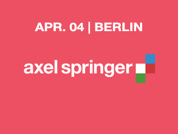 Get-Together @ Axel Springer
